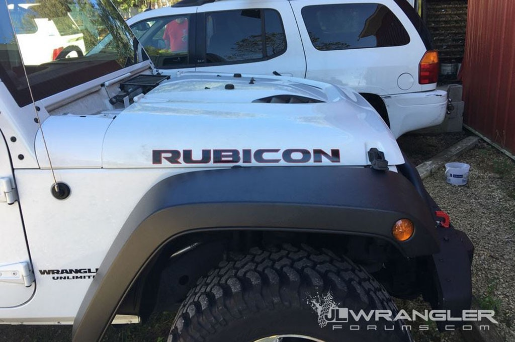 Customer Receives What Could be 2018 Jeep Wrangler Hood in ...