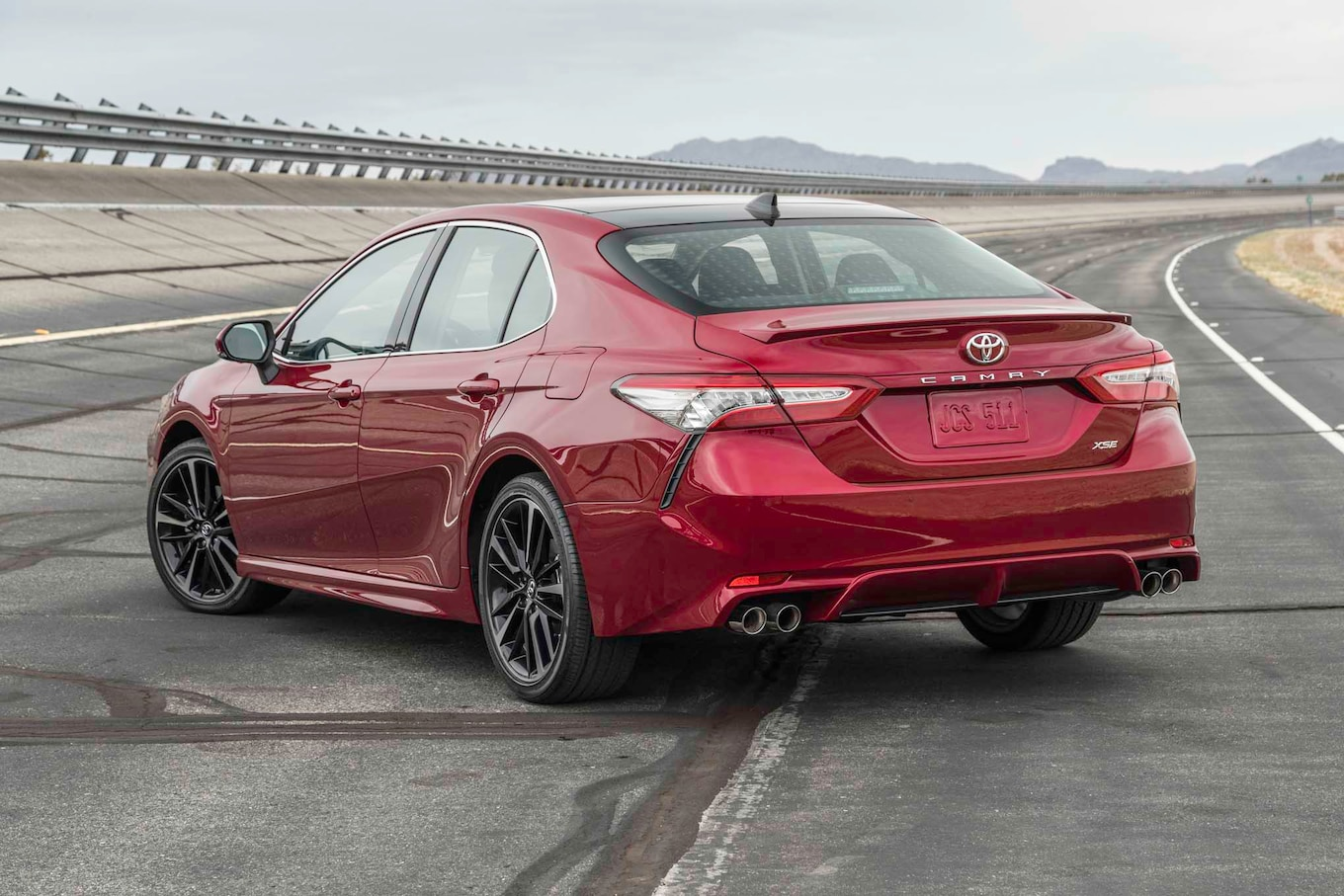 2018 camry xse v6 the centimation of the poser class confirmed