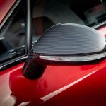 2017 Bentley Continental Supersports side mirror
