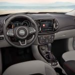 2017 Jeep Compass Limited interior 02