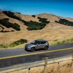 2017 Jeep Compass Limited side in motion 02 1