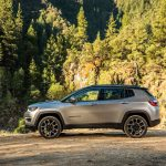 2017 Jeep Compass Limited side