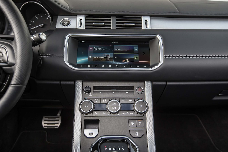 2017 Range Rover Evoque Convertible First Test Motor Trend