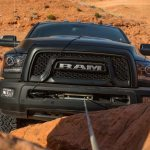 2017 Ram 2500 Power Wagon front end tow 1