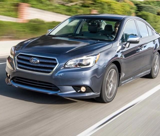 Subaru Legacy Sport Arrival A Return To Practicality