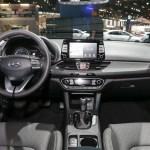 2018 Hyundai Elantra GT hatchback interior view