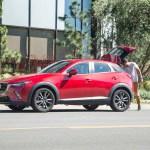 2016 Mazda CX 3 Grand Touring AWD front three quarers 02