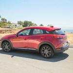 2016 Mazda CX 3 Grand Touring AWD rear threee quarter 04