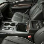 2017 Acura MDX Hybrid center console 02