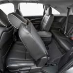 2017 Acura MDX Hybrid third row seats