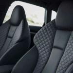 2017 Audi RS 3 Sportback interior leather seats