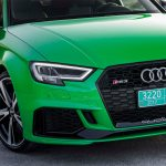 2017 Audi RS 3 front end