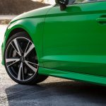 2017 Audi RS 3 front wheels