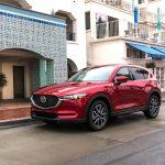 2017 Mazda CX 5 front three quarter