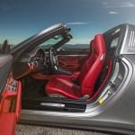 2017 Porsche 911 Targa 4S front interior view
