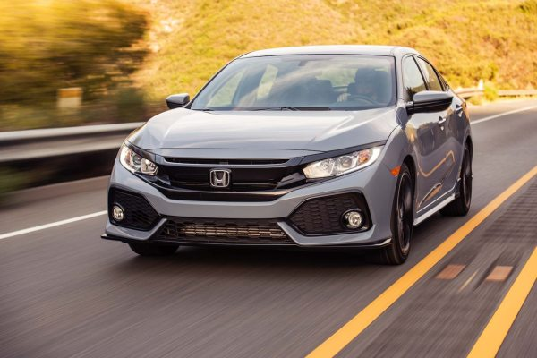 2017 Honda Civic Hatchback Sport First Test - Motor Trend
