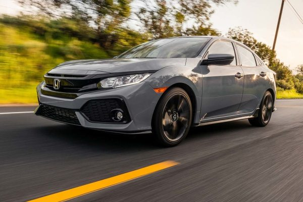 2017 Honda Civic Hatchback Sport First Test - MotorTrend