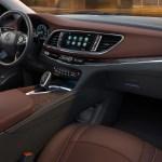 2018 Buick Enclave Avenir interior