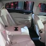 2018 Buick Regal Sportback rear interior seats 03