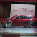 2018 Buick Regal TourX front side