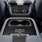 2018 Lincoln Navigator rear center console