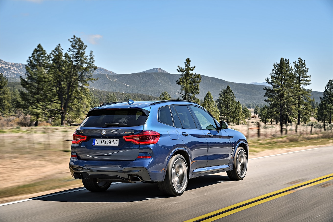2018 BMW X3 First Look Motor Trend