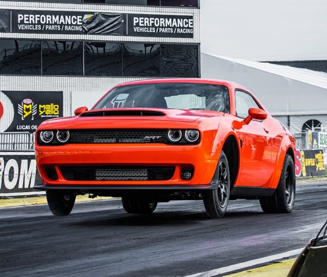 Dodge Challenger Srt Demon First Drive Exercising Demons