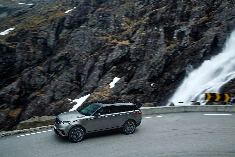 11 2018 Range Rover Velar Surprises and Delights Motor Trend