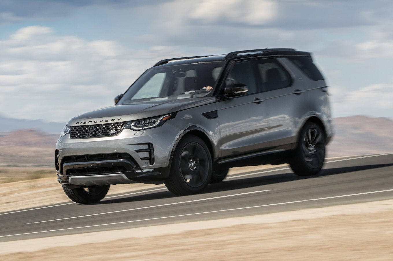 2017 Land Rover Discovery First Test Review Car Empires