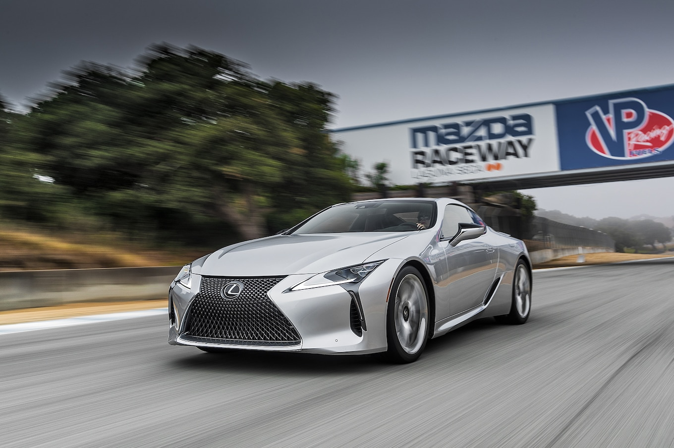 Lexus LC 500 8th Place 2017 Motor Trend s Best Driver s Car