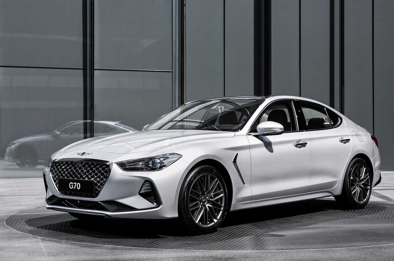 2019 Genesis G80 Best New Cars For 2018
