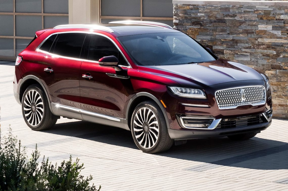 2019 lincoln nautilus first look: mkx replacement gets new name