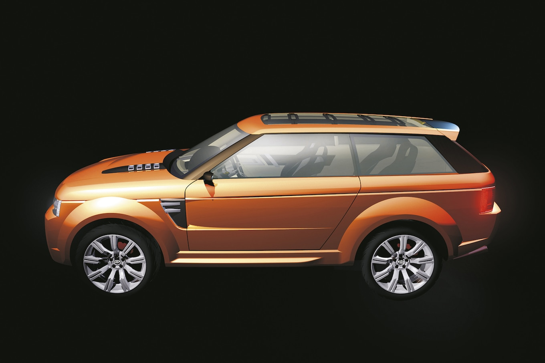 Land Rover May Build a Two Door Range Rover Motor Trend