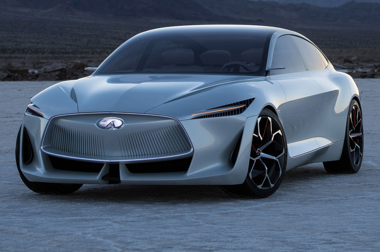 Infiniti Q Inspiration Concept Previews The Future Of Infiniti Cars Motortrend