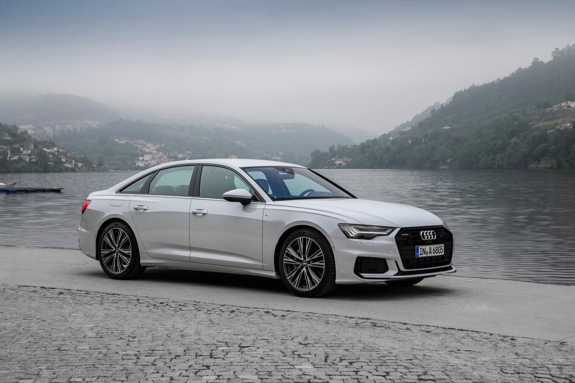 2019 audi a6 priced from $59,895 - motor trend