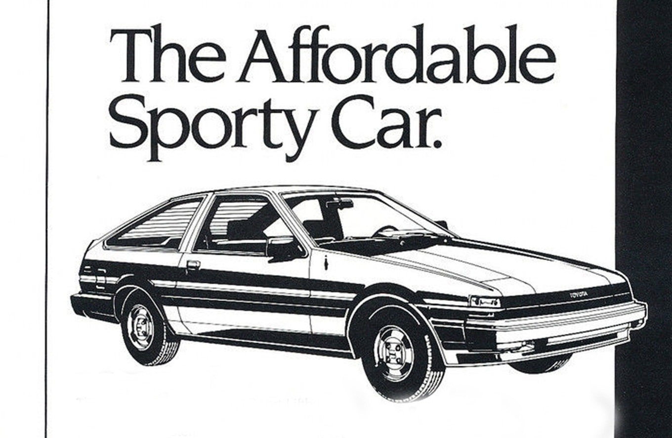 Feature Flashback Toyota Corolla Sr5 Cars And News