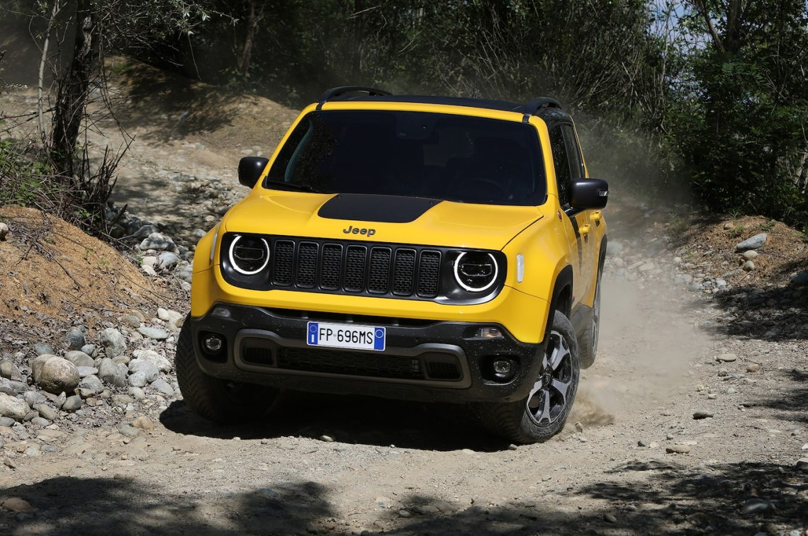 2019 jeep renegade revealed in full - motor trend