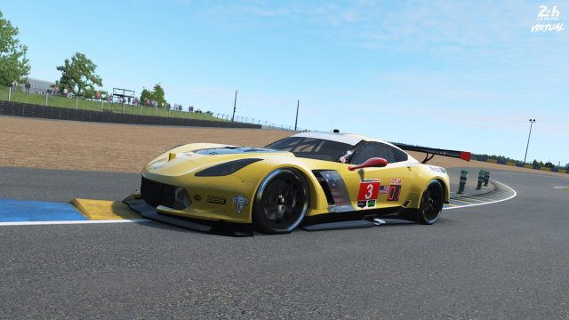 24 Hours of Le Mans Virtual 1