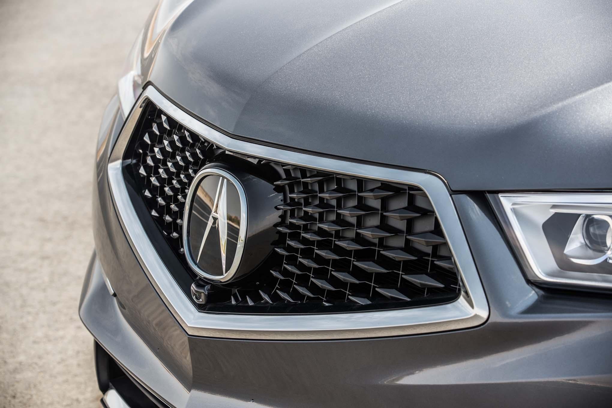 Acura MDX Contendiente A La SUV Del Ao De Motor Trend