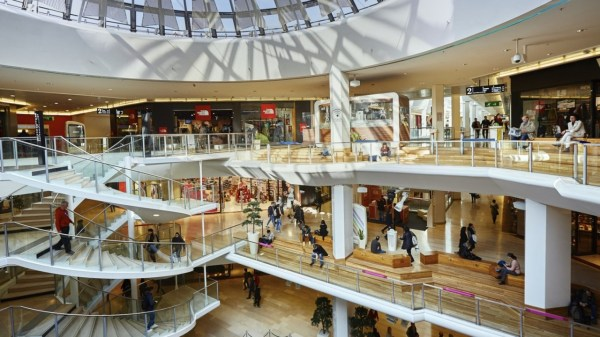 Торговый центр La Part-Dieu. Описание, фото и видео ...