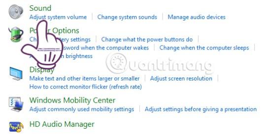 Kiểm tra âm thanh trên Windows