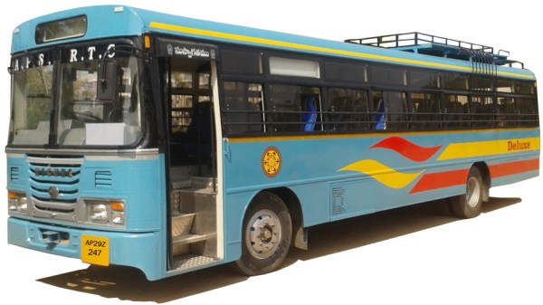 APSRTC Online Bus Ticket Booking, Bus Reservation, Time ...