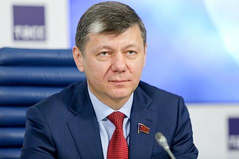 """Dmitry Novikov: La Chine appelle la planète à une """"société future commune"""""""