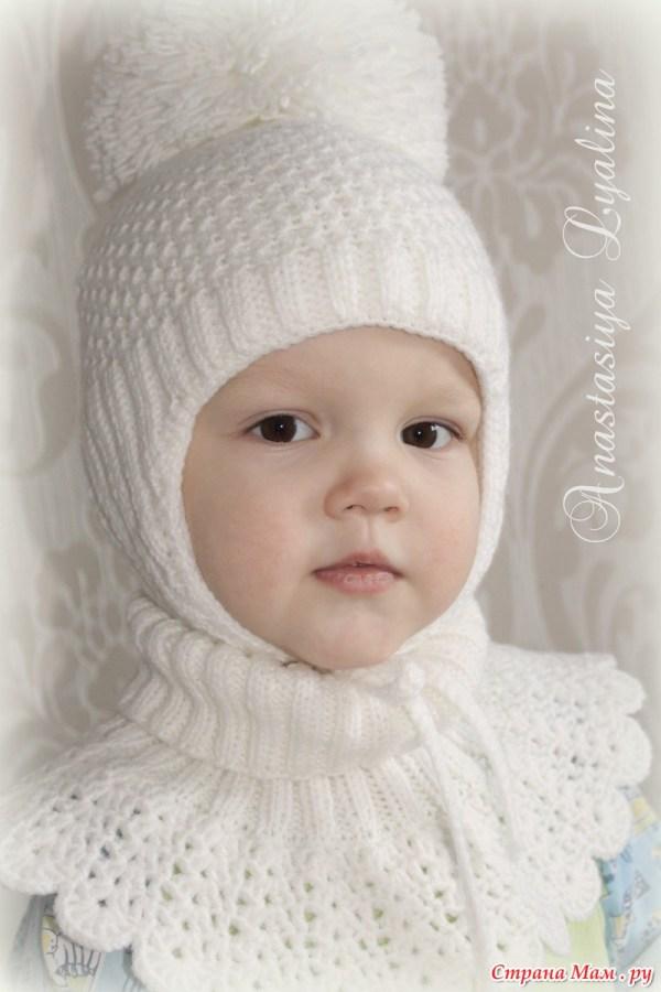 Heartcyglux Вязание для девочки спицами шапки
