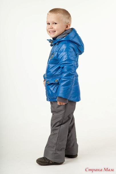 Верхняя детская одежда Б@ТИК - 4. Весна-осень - БЕЗ РЯДОВ ...