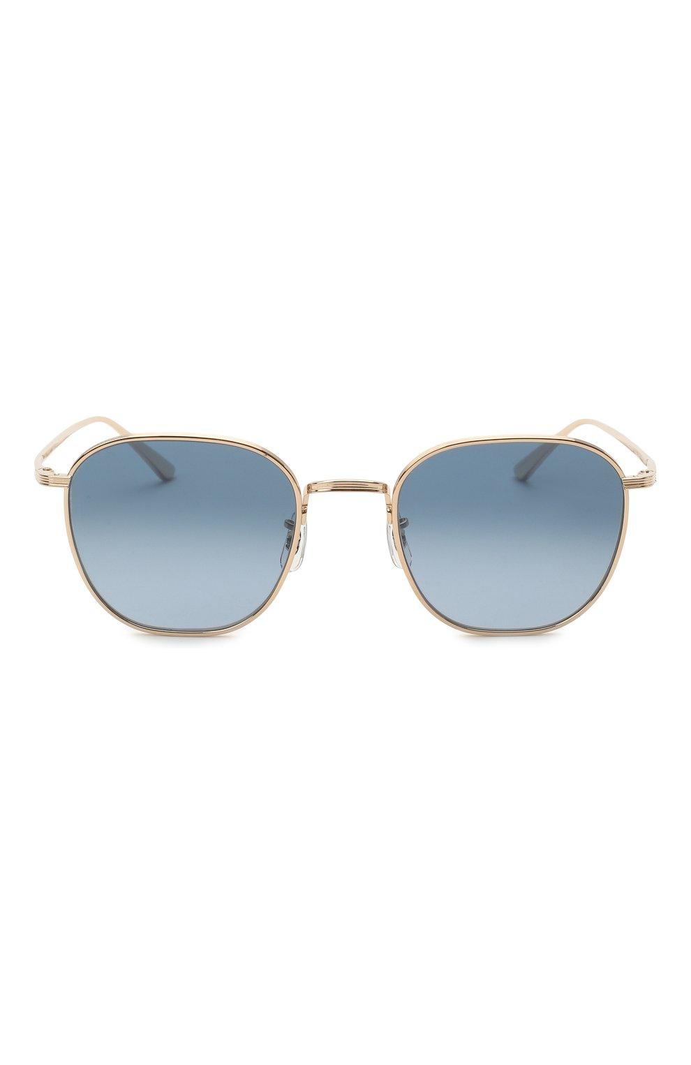 Женские синие солнцезащитные очки THE ROW X OLIVER PEOPLES ...
