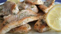Cum de a găti peștele Lin