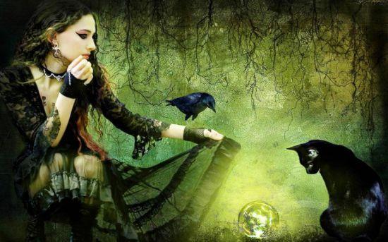 Как вычислить ведьму: признаки