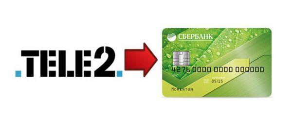 Как перевести деньги с Теле 2 на карту без подтверждения ...