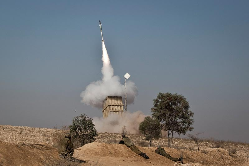 The stolen Israel's Iron Dome missile data by Chinese hackers